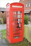Image for Red Telephone Box - Ullenhall, Warwickshire, B95 5PB