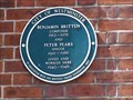 Image for Benjamin Britten & Peter Pears - St John's Wood High Street, London, U