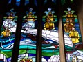 Image for Lifeboat Window - All Saints Church - Oystermouth, Wales, Great Britain.