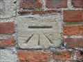Image for A Decorative Cut-mark, St.Andrew's Tower Buttress, Heybridge Street, Heybridge, Maldon, Essex.
