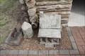 Image for First Church Fairy Door -- Hostyn TX