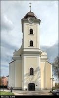 Image for Church of St. John the Baptist / Kostel Sv. Jana Krtitele - Hlucín (North Moravia)