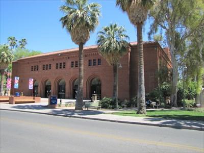 Main Auditorium University Of Arizona Campus Historic