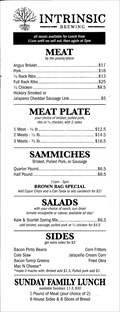 Image for Intrinsic Smokehouse & Brewery - Garland, TX