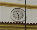 Image for Old City Hall Clock, Almada, Portugal