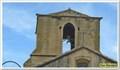 Image for Le clocher de l'Eglise saint Pierre - Peyrolles en Provence, France