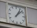 Image for Town Clock (kino) - Blansko, Czech Republic