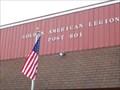 "Image for ""Golden American Legion Post 801""  -  Golden, Illinois"