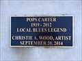 "Image for Tom ""Pops"" Carter - Blues Musician - Denton, TX"