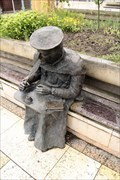 Image for William Tyndale - Millennium Square, Bristol, UK
