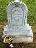 Image for Sarah J. Bell - St. Paul Cemetery - Center, Missouri