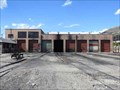 Image for Engine House and Machine Shop - Nevada Northern Railway East Ely Yards and Shops - Ely, Nevada