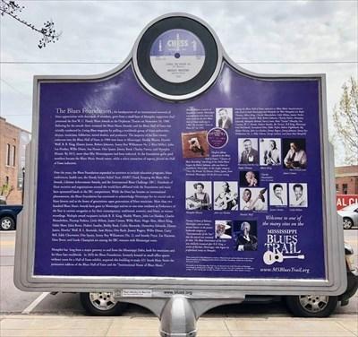 - veritas vita visited The Blues Foundation -