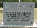 Image for All War Mimorial - Birch Tree, Missouri
