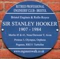 Image for Sir Stanley Hooker - Bristol Aquarium, Anchor Road, Bristol, UK