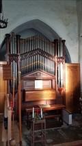 Image for Church Organ - St Mary - Battisford, Suffolk