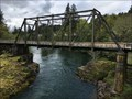 Image for Historic Railroad Bridge - Mill City, OR