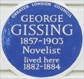 Image for George Gissing - Phene Street, London, UK