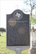 Image for Robert Bonner Halley