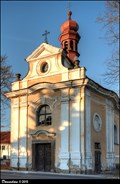 Image for Kostel Sv. Jirí / Church of St. George - Panenský Týnec (Central Bohemia)