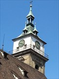 Image for Clock of Stadtkirche - Bad Cannstatt, Germany, BW