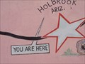 Image for You are Here - Holbrook, Arizona, USA.