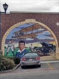 Image for Iconic Cleburne mural comes crumbling down - Cleburne, TX