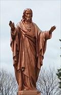 Image for Jesus at Sainte-Thérèse Cemetery - Quebec / CA