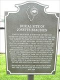 Image for Burial Site of Josette Beaubien - Franklin Park, IL