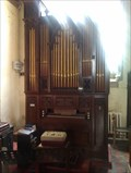 Image for Church Organ, St Martin - Lewannick, Cornwall