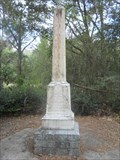 Image for Lieutenant E.A. Evans and Sergeant M.F. Miller Monument - Gainesville, FL