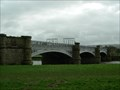 Image for The River Lune Waterworks Bridge.