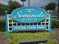 Image for City of Seminole Tennis Club Park