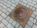 Image for Manhole Cover CoA of Karlovy Vary, Czech Republic