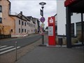 Image for Time, date and temperature display KSK Vulkaneifel - Daun, RP, Germany