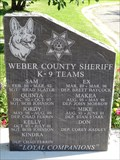 Image for Weber County Sheriff K-9 Teams - Ogden, Utah