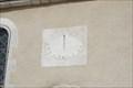 Image for Cadran solaire de l'Eglise de St Hilaire