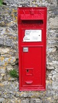 Image for Victorian Wall Post Box - Caulcott, Oxfordshire, UK