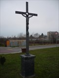 Image for Kriz na ulici (Rychmanovska) - Ujezd u Brna, Czech Republic
