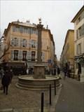 Image for Fontaine des Augustins - Aix en Provence, Paca, France