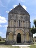 Image for Eglise Saint-Martin - Montpellier-de-Médillan - Charente-Maritime - France