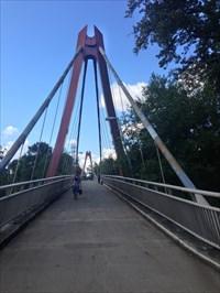 Bridge Suspension Towers, Eugene, Oregon