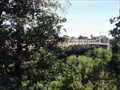 Image for Ghost Town Suspension Bridge - Regency, TX