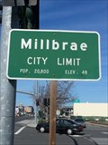 Image for Millbrae, CA - 20,800 Pop