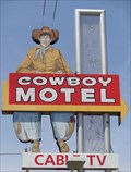 Image for Cowboy Motel - Route 66 - Amarillo, Texas, USA.