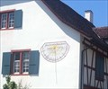 Image for Sundial at the Rectory - Arisdorf, BL, Switzerland