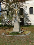 Image for Churchyard cross - Zvikovec, Czech Republic