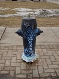 Image for Silent Night Hydrant - Oshawa, Ontario, Canada