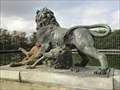 Image for Lion Killing a Wolf - Versailles, France