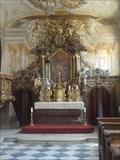 Image for Hradní kaple Obrácení sv. Pavla na Pernštejne (Czech Republic)
